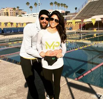 Swimming champ Phelps is going to be a father!