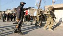 18 Taliban attackers killed in a massive operation after a suicide attack in Afghanistan