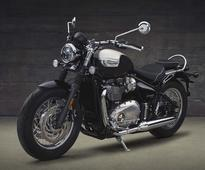 Triumph Bonneville Speedmaster expected to launch in India on 27 February