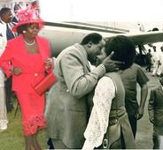 The Counties: Mama Lucy was Mwai Kibaki's chaperone