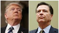 US President Donald Trump calls former FBI Director Comey 'a real nut job'