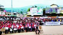 Wokha protests truce flout