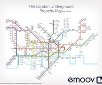 London Underground Tube Map Reveals Most Expensive House Prices By Station