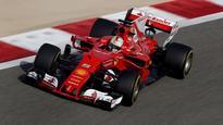 Bahrain GP: Ferrari's Sebastian Vettel fastest in practice despite suffering 'complete shutdown'