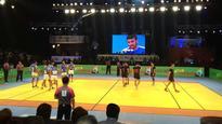 Iran finishes vice champion in 2016 Kabaddi World Cup