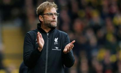 Champions League: Liverpool are back where they belong says Klopp