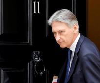 UK's Hammond told Goldman Sachs he wants long Brexit transition: source