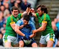 Dublin in cruise control as they easily brush aside Meath in lifeless encounter