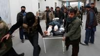 Around 50 dead in bombings across three Afghan cities including Kabul
