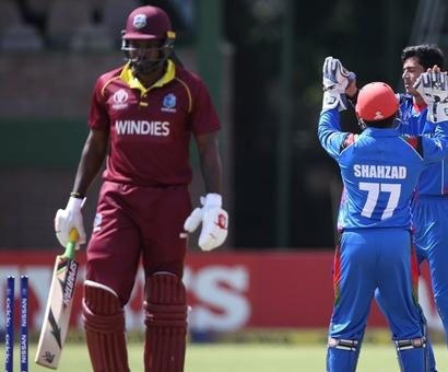 WC Qualifier: Afghanistan beat West Indies