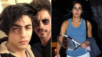 Shah Rukh's son Aryan to make film debut with Sara Ali Khan?