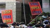 UCIL workers go on indefinite strike