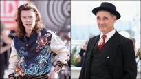 Harry Styles has Sean Penn-like panache, says his 'Dunkirk' co-star Mark Rylance