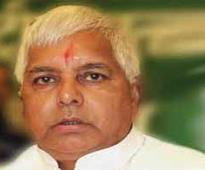 Lalu Prasad slams Nitish Kumar for setting SIT