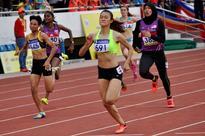 Vietnam wins second gold at Asian Junior Athletics Championships