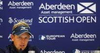 Luke Donald will play the British Open at Royal Troon