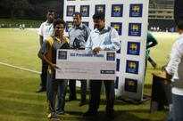 Rest of Sri Lanka takes Presidents Trophy