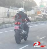 TVS Akula 310 (Apache RTR 300) Tail light shows up in latest leaked image, Launch by March 2017