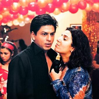 #InstaStories: Back in time with Farah, SRK