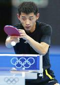 Zhang Jike and Ding Ning out to defend world titles in Paris