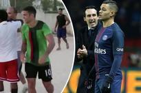 Hatem Ben Arfa teases Newcastle fans over possible return by wearing team shorts