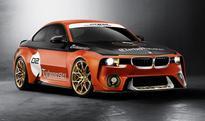 BMW 2002 Hommage celebrates turbocharged cars
