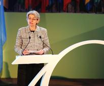 UNESCO chief Irina Bokova sees threat from cul...