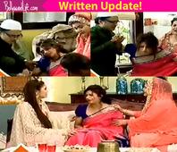 Yeh Hai Mohabbatein full episode 19th July, 2016 written update: Ishita escapes from goons and reunites with family