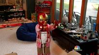 Robert Downey Jr. names 'Iron Boy' with cystic fibrosis an honorary Avenger