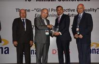NEIL - Mr. Rohit Saboo receives prestigious Ashoka Award for significant contribution to the quality management
