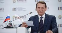 Europe, Russia Equally Need Each Other - Russian Foreign Intelligence Head