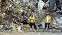 Crushed walls, blazing fires: FBI releases never-seen photos of 9/11 attack