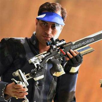 Shooting World Cup: Poor finish costs Rajput a medal