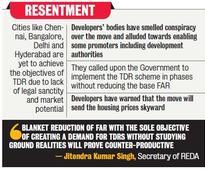 FAR Move to Cripple Housing Sector: Realtors