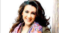 Amrita Singh returns to school, shoots for 'Hindi Medium'