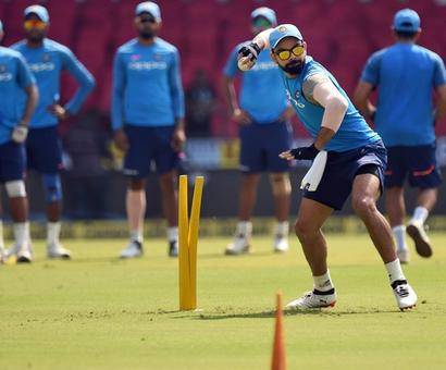 Nagpur curator promises 'sporting wicket'