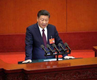 At CPC congress, Xi assures neighbours to resolve disputes through dialogue