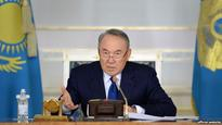 Nazarbaev Dissolves Kazakh Parliament, Sets Date For Early Elections