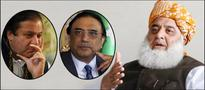 Fazl active to 'arrange' Nawaz-Zardari meeting in London