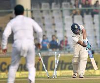 Contrasting tale of two Mumbai batsmen