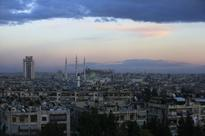 Intense Syrian bombing pounds besieged rebel-held Aleppo