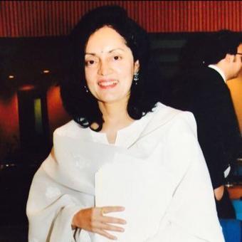 Ruchira Khamboj is India's envoy to South Africa