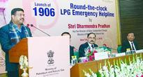Petroleum Minister launches '1906' LPG helpline