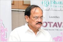 M.Venkaiah Naidu urges other cities to follow Delhi and Mumbai in sanctioning building per...