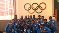 Rio 2016: Indian hockey team and shooter Abhinav Bindra check into Olympic Village