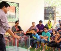 Workshop on Aquascaping for Kids held
