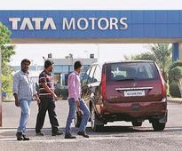 Tata Motors, Ashok Leyland up 3% post December sales