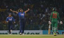 Malinga takes his first T20 hat-trick against Bangladesh