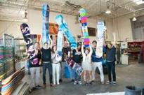 Signal Snowboards Teams Up with Fashion College FIDM to Create Custom...