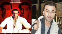 Check out pictures of Ranbir Kapoor's new look from the Sanjay Dutt biopic!
